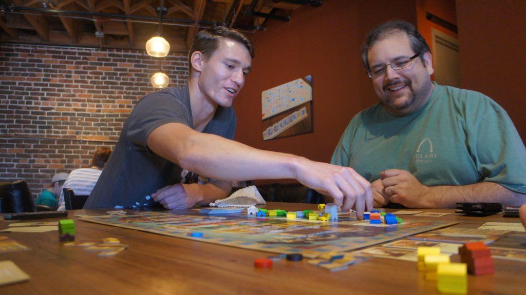 the hexagon board game cafe calgary amp edmonton