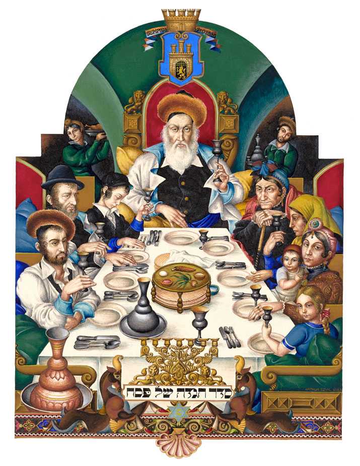 Haggadah Good Feeling About This