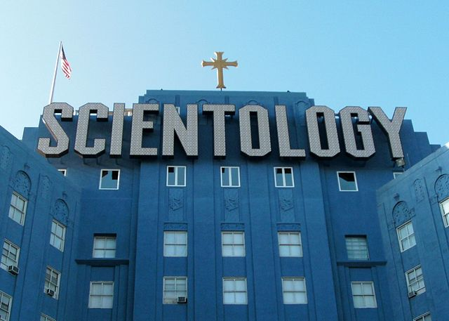 Can someone explain Scientology to a curious person like me?