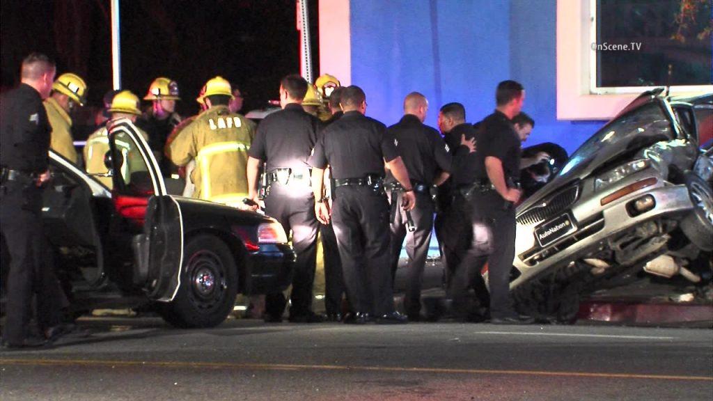 Clawson Car Crash
