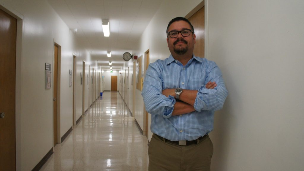 UCLA professor Matt Barreto participated in the 2006 marches as a freshly minted political science PhD. He believes the protests helped create a common Latino identity in the United States around the issue of immigration. Photo: Saul Gonzalez