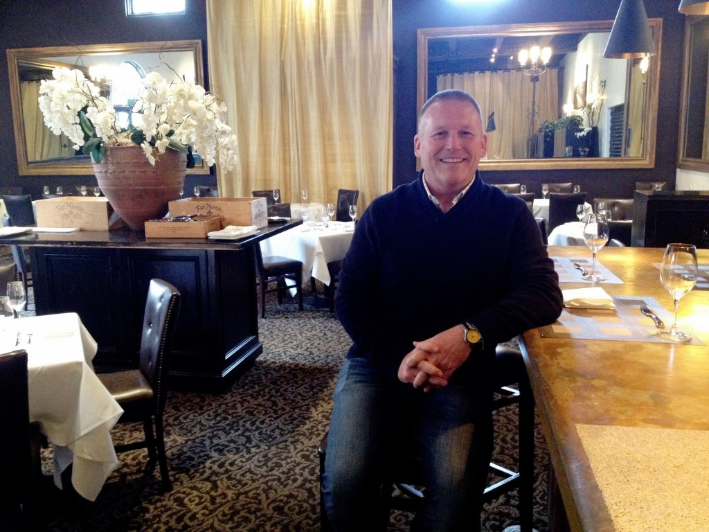 """Wine Cask Restaurant owner Mitchell Sjerven worries a minimum wage hike will raise all his other expenses. """"I think it's shortsighted that everybody can just keep raising prices forever."""""""