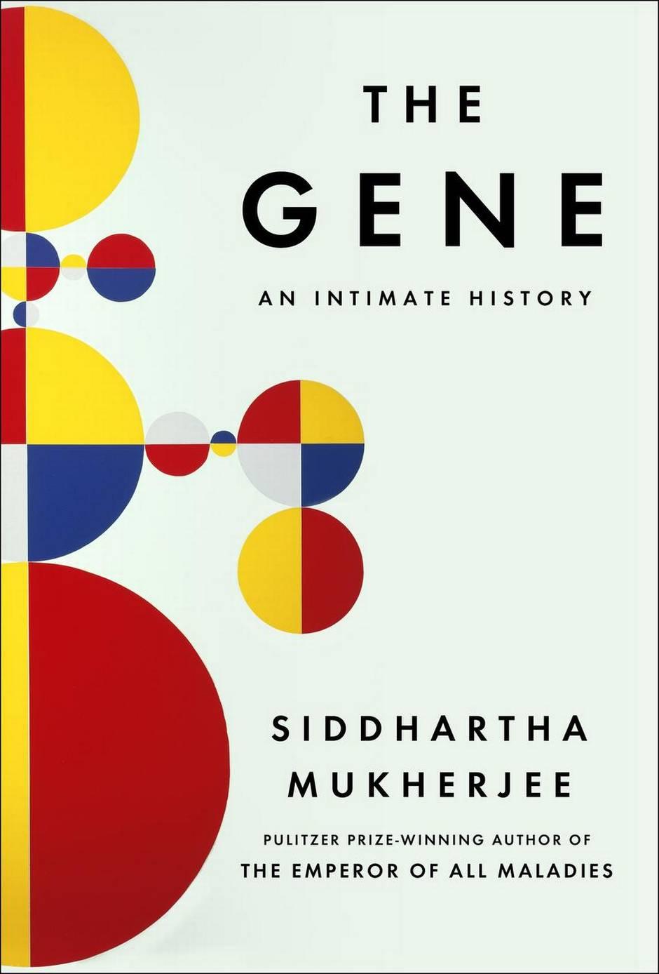 The+Gene+by+Siddhartha+Mukherjee