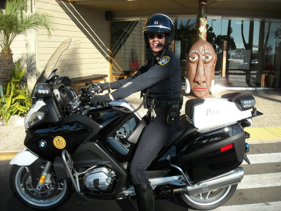 Lunhow with the San Diego Police Department (SDPD)