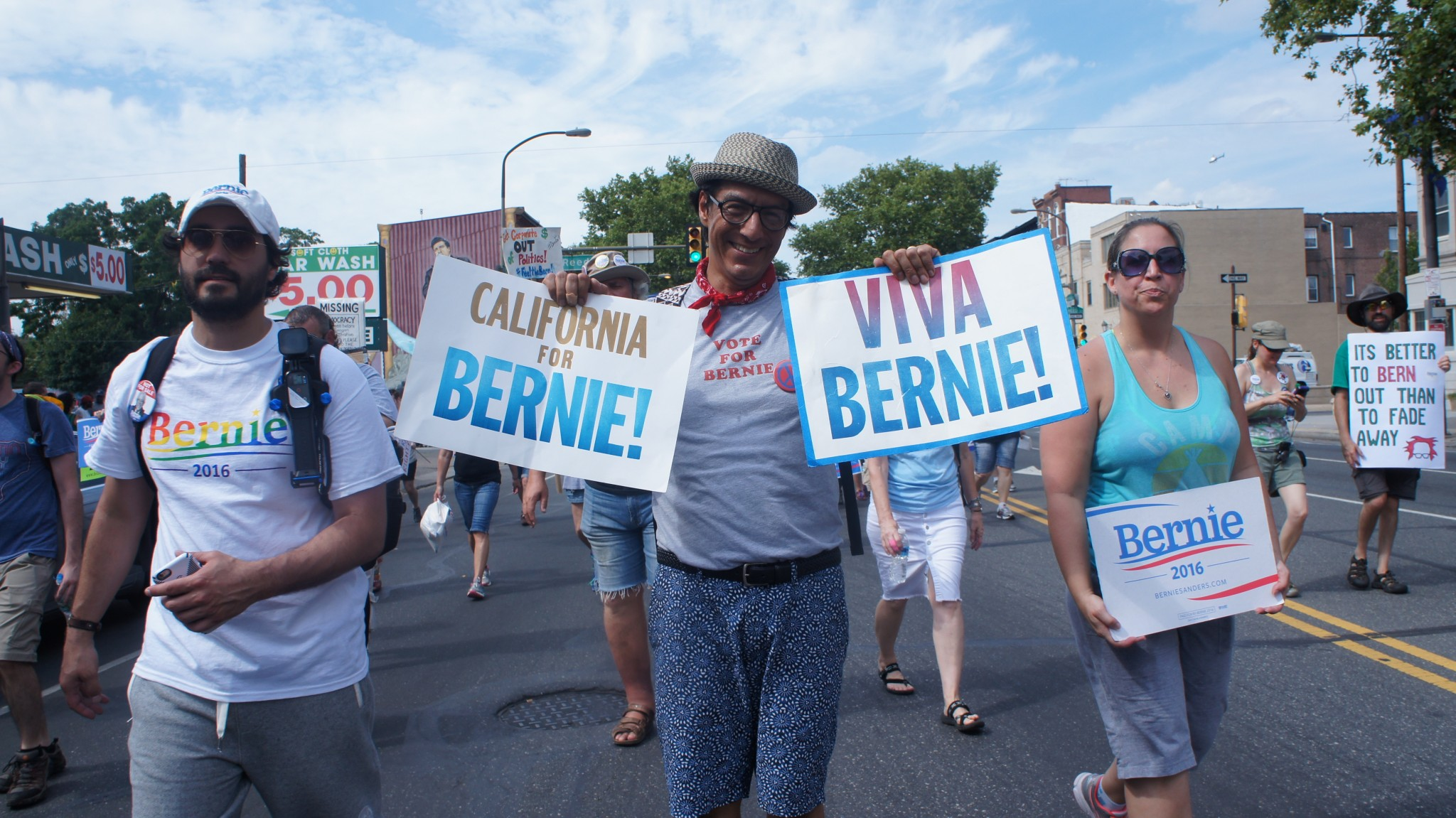 Can Hillary and Bernie supporters unite at the DNC?