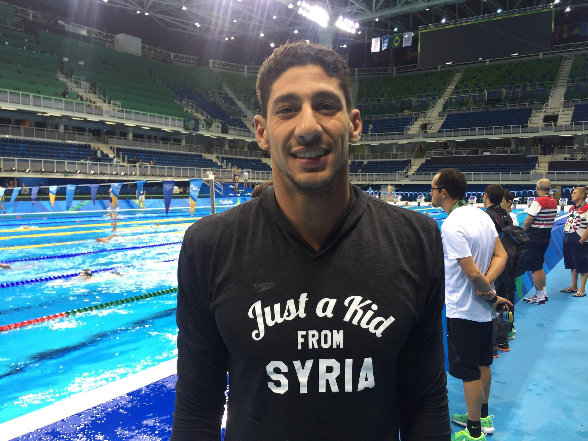 Azad in Rio