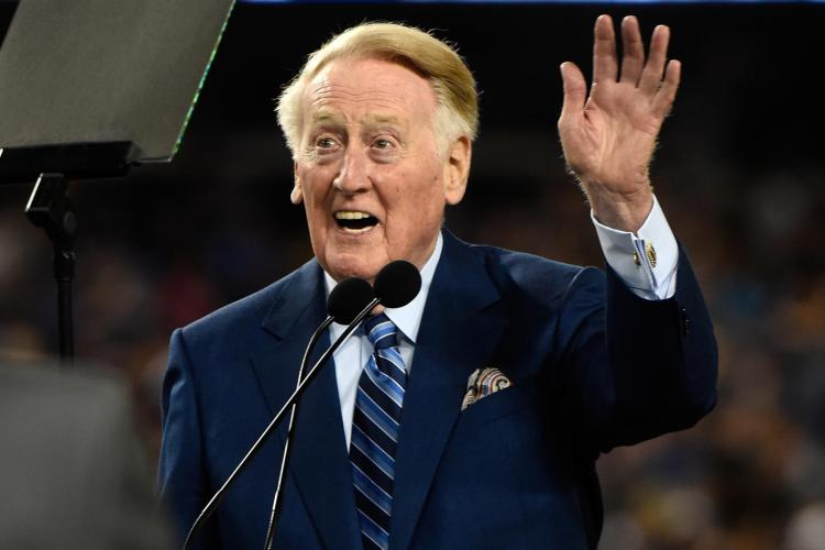 LA loses a peace of its heart as Vin Scully says goodbye