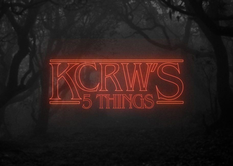 KCRW's 5 things to do this week (Oct.24 – Nov.1 2016)