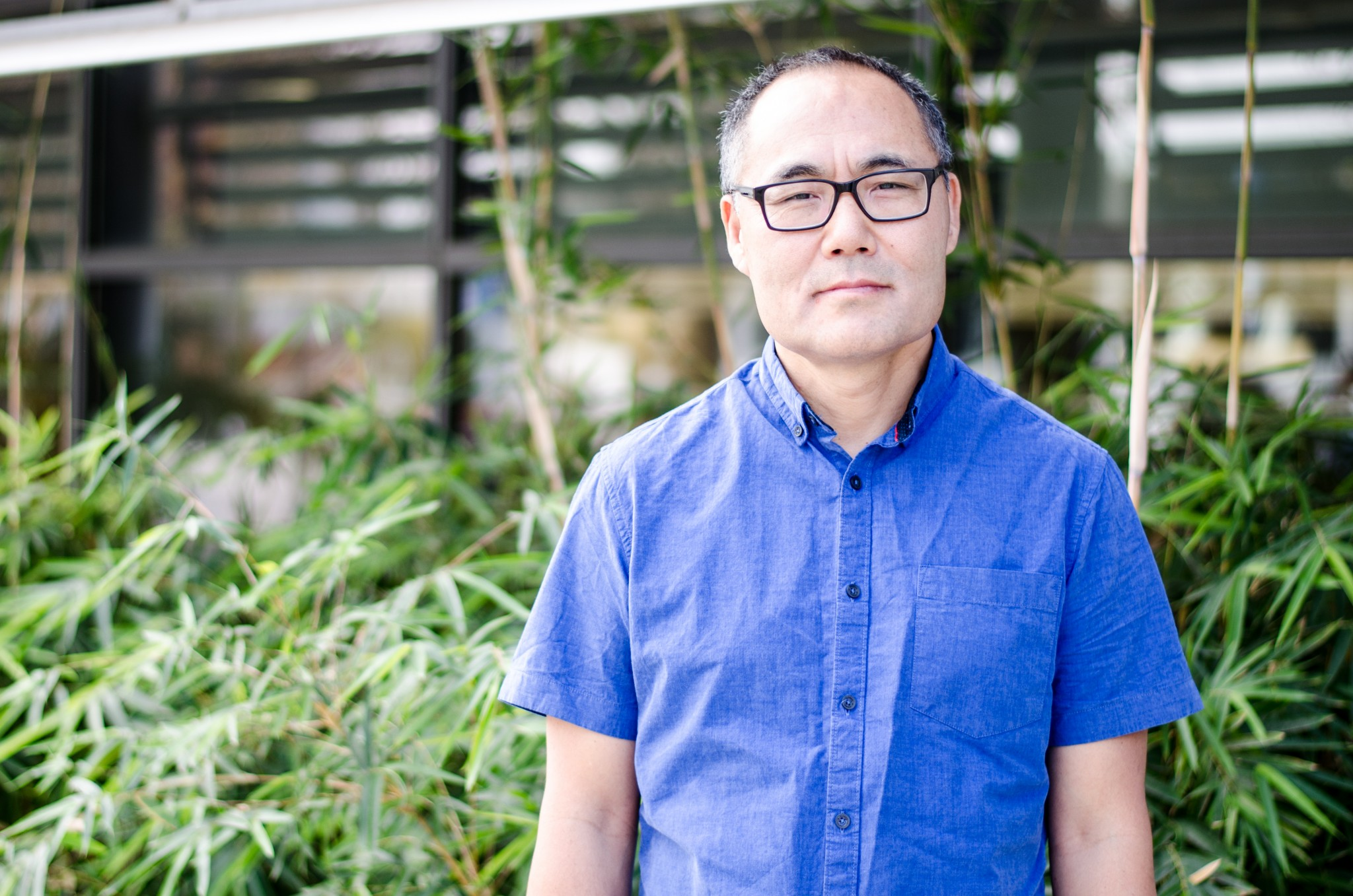 Pastor Kevin Haah (Photo by Amy Ta)