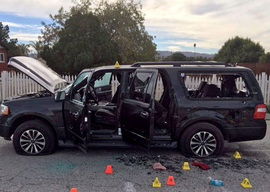 A year after the terrorist attack in San Bernardino, survivors still struggle