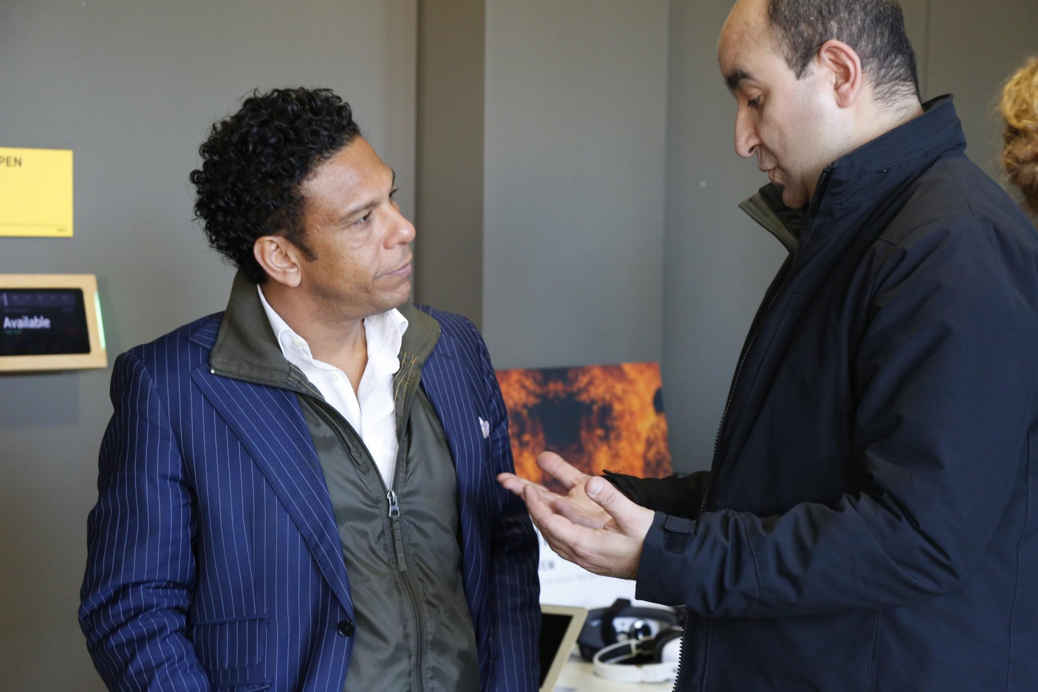 District Room's Patrick Juarez discusses the project.