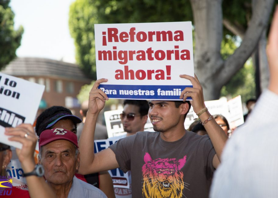 California will be on the forefront of the fight for immigrants' rights