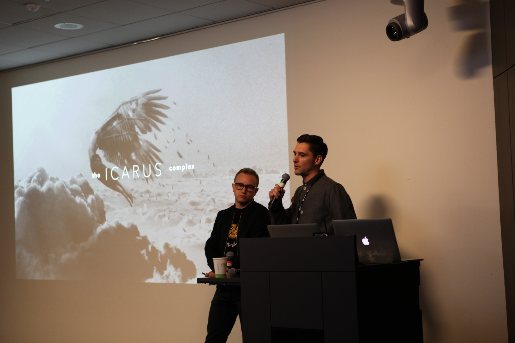 """The Icarus team discusses their concept of the """"Icarus Complex"""""""