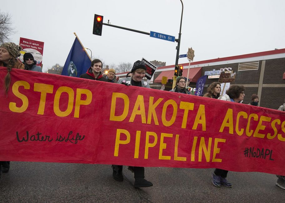 Can CalPERS influence how the Dakota Access Pipeline is built?