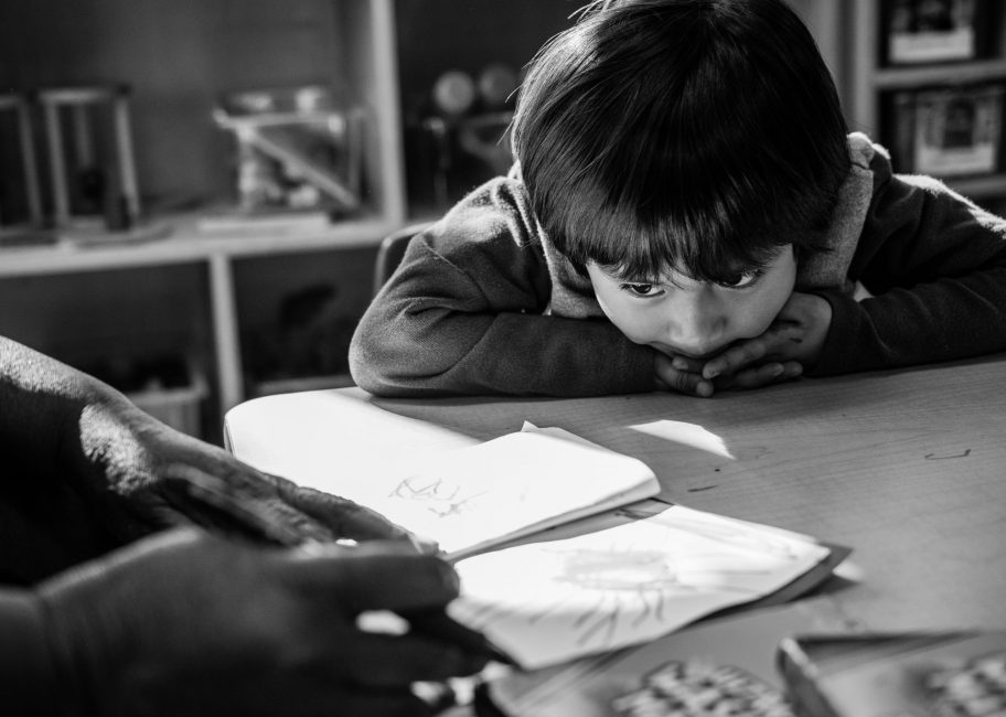 Preschoolers gain skills and elders find a 'sense of purpose'