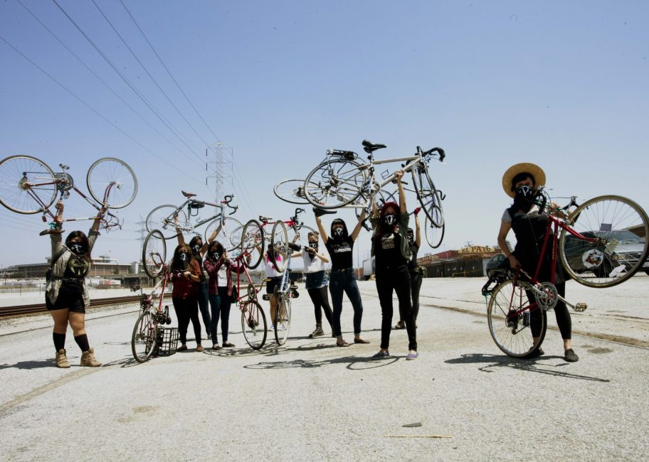 Ovarian Psycos: Unapologetic women activists on two wheels
