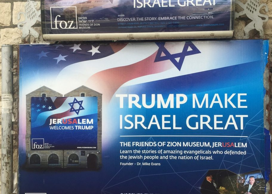 What you need to know about Trump's visit to Israel