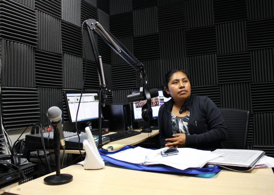 For farm workers who speak indigenous languages, a new radio station offers a voice