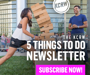 Five Things To Do Newsletter