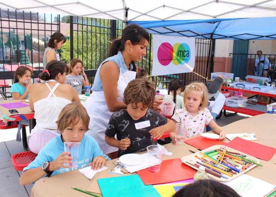 Kids learn to love cacti at Santa Barbara summer camp