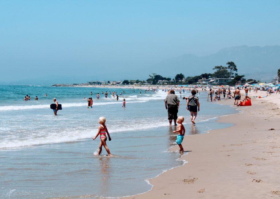 Does Carpinteria really have the 'world's safest beach?'