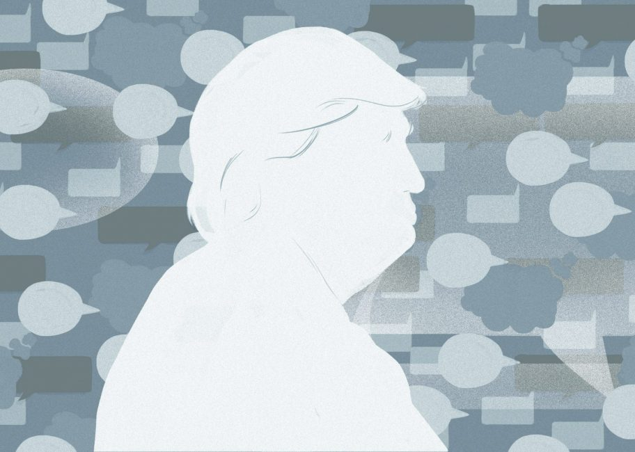 NPR's live annotation of Trump's address on Afghanistan