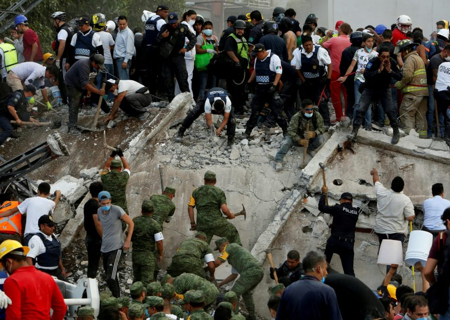 Mexico Earthquake: How to help