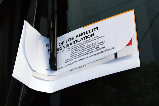 Why are LA's parking tickets so expensive?