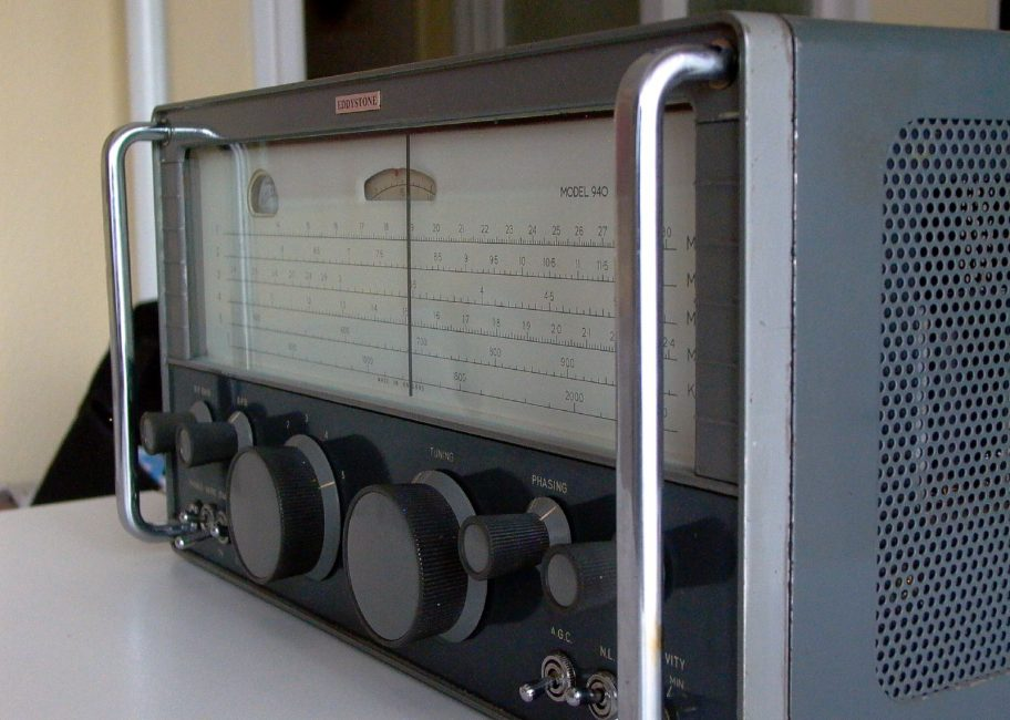4 mysterious sounds hidden in shortwave radio