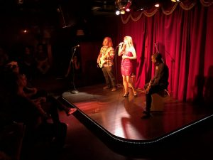 Healing sexual assault through cabaret