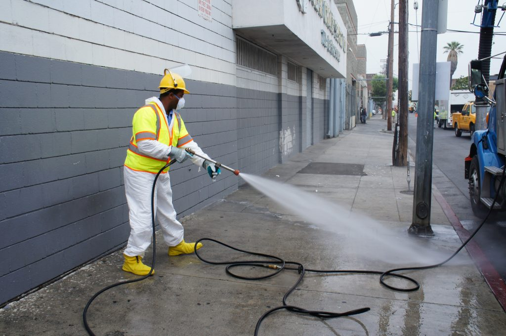 cleaning up skid row � for the curious