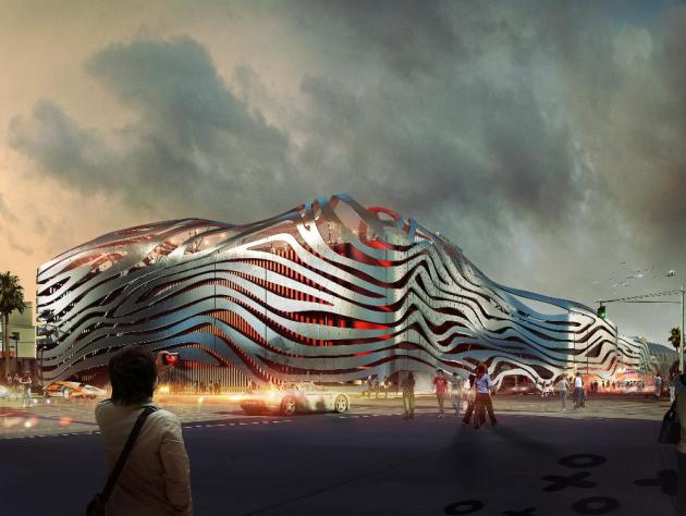 Petersen Museum shifts into idle for major remake