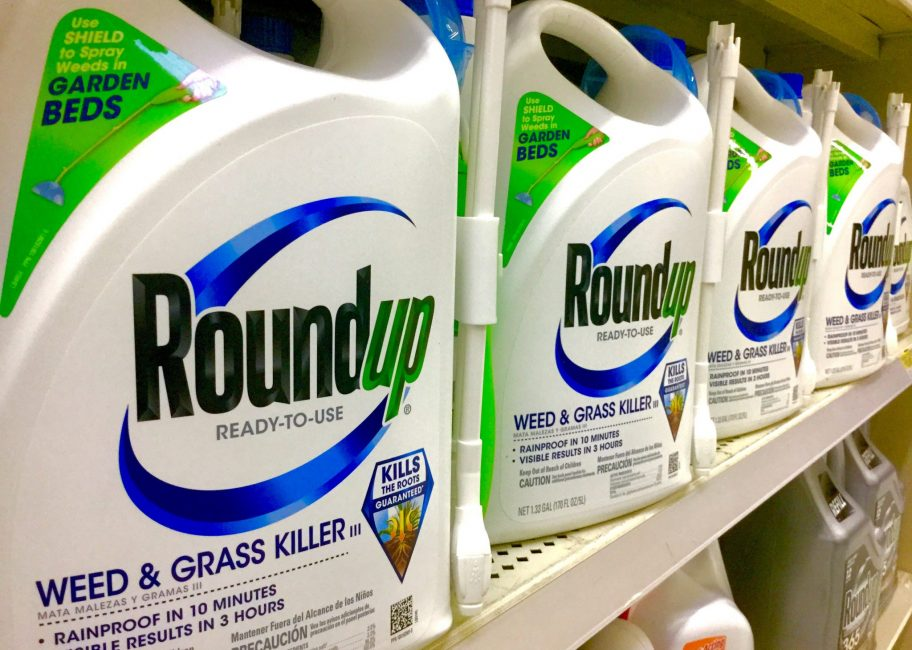 Roundup will soon be labeled as potentially cancer causing, but what about the food sprayed with it?