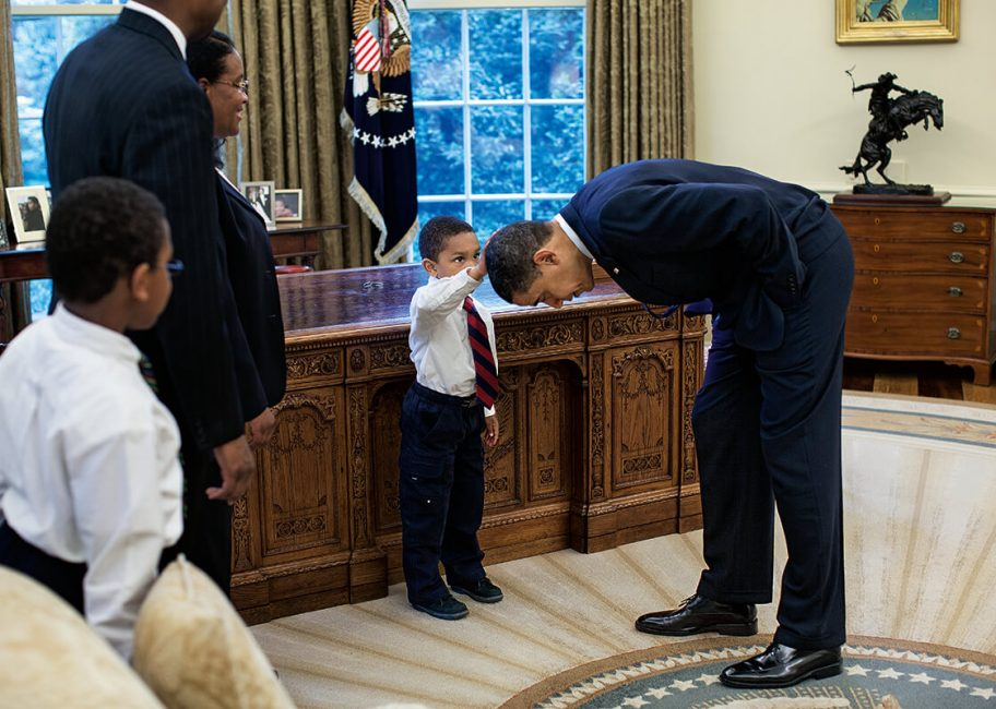 Pete Souza reflects on 8 years of being Obama's White House photographer