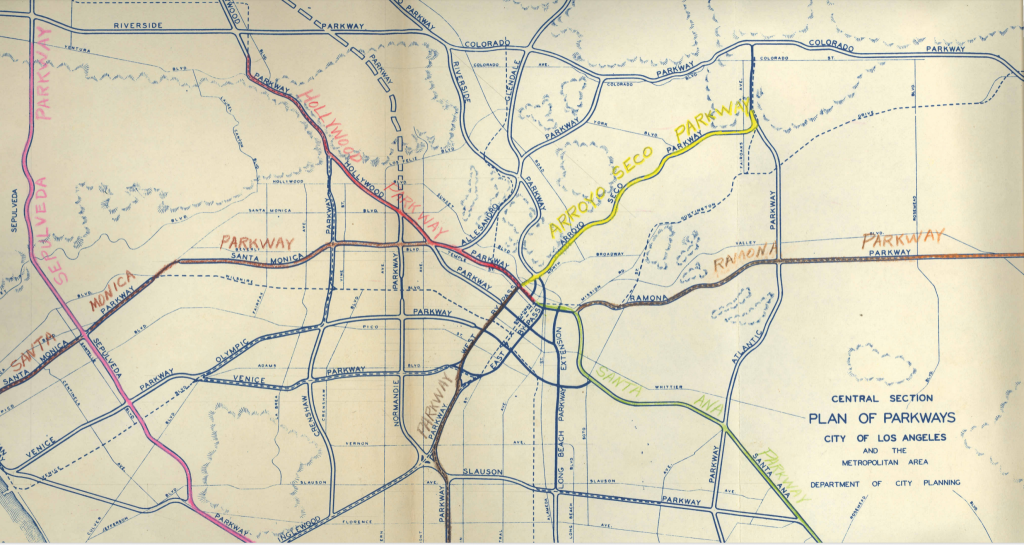 4 freeways that did not get built in la and why for the curious publicscrutiny Images