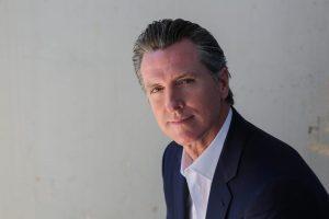 Calif. governor's race: Gavin Newsom interview