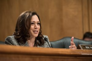 Sen. Kamala Harris on opposing Judge Kavanaugh