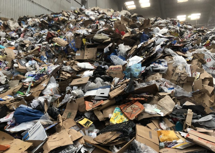 The China Ban: Why more of your recyclables are going to the landfill
