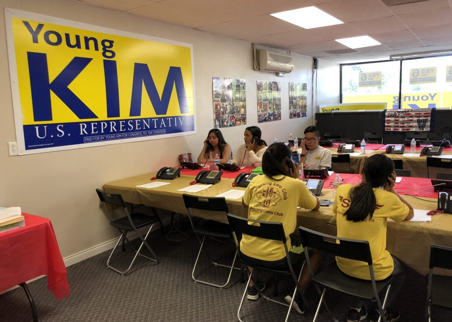 Why Orange County politicians are vying for the Asian American vote