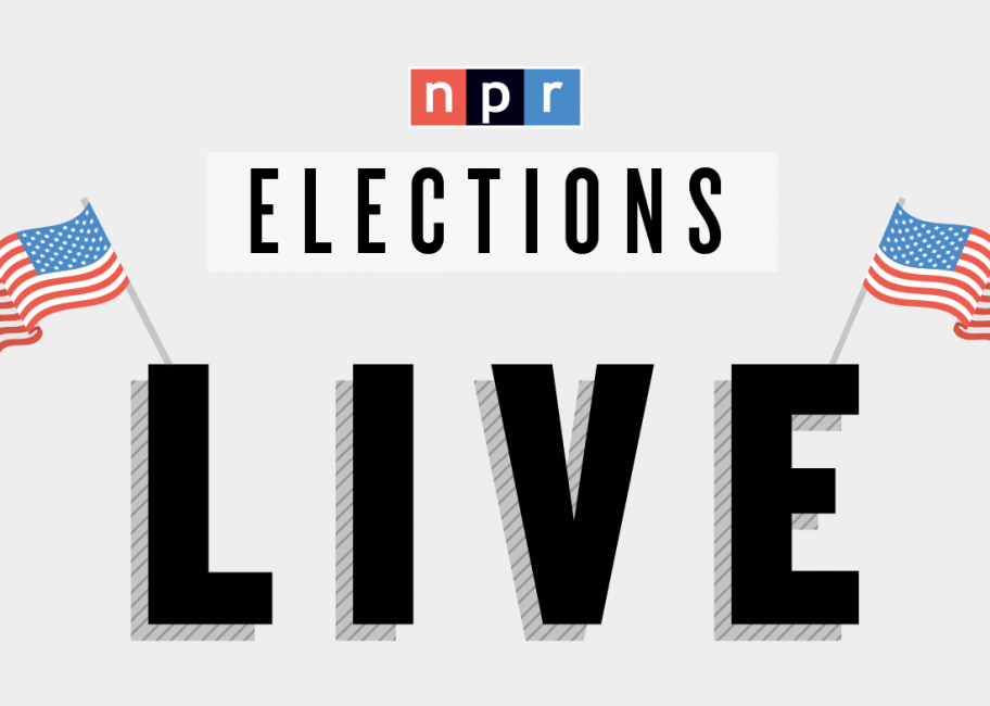 Live election updates from NPR